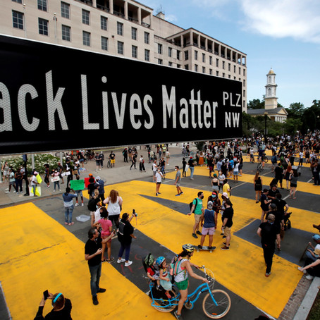BLACK LIVES MATTER – EDUCATING THE NEXT GENERATION