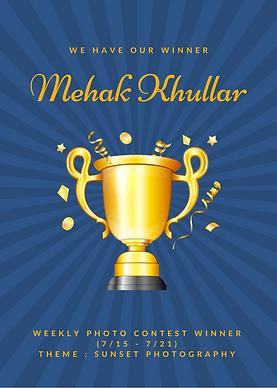 Mehak Khullar