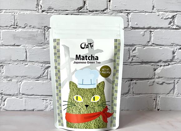 ChaTo Culinary Matcha Powder