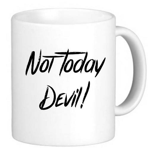 Not Today Devil