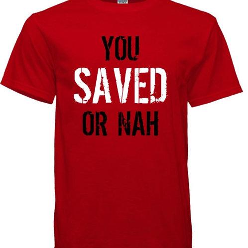 You Saved
