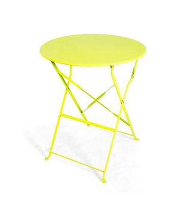 Green Bistro Table