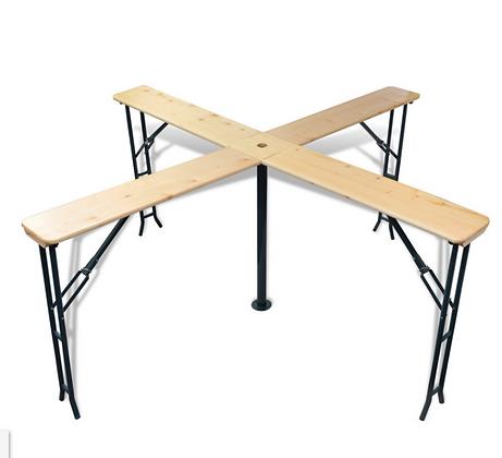 Quattro Bar Table