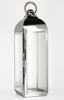 79cm Silver Lantern