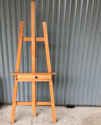 Wooden Artist Easel