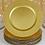 Thumbnail: Gold Charger Plates
