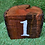Thumbnail: Red Gum Table Numbers