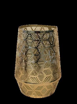 Modern Gold Lantern