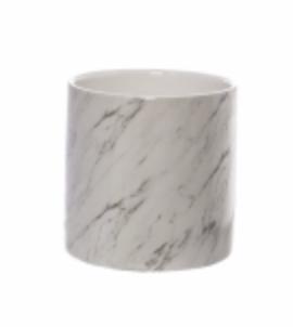 Ceramic Marble Vase