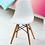 Thumbnail: Mini White Eames Chair