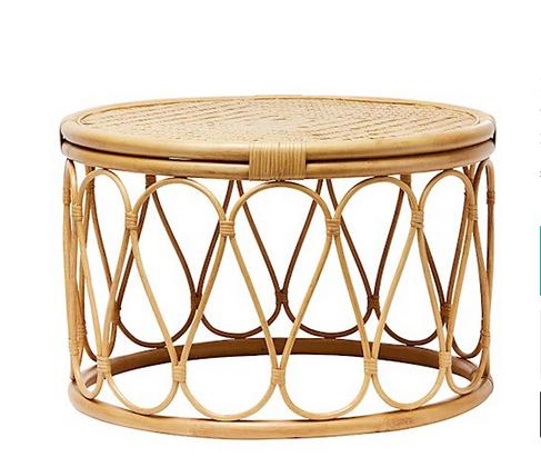 Rattan Coffee Table - Large
