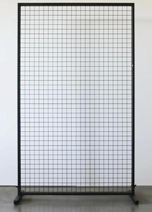 Black Mesh Wall - 1.2