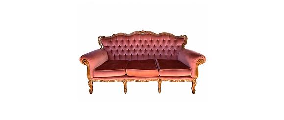 Vintage Blush Lounge