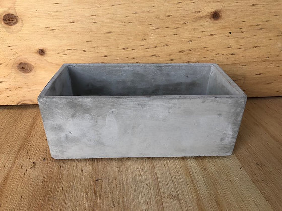 Rectangle Cement Pots