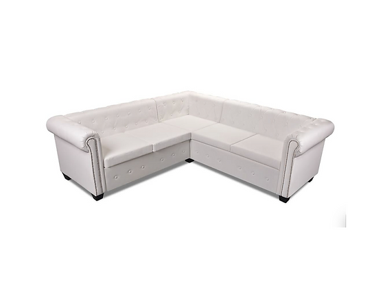 White Corner Chesterfield
