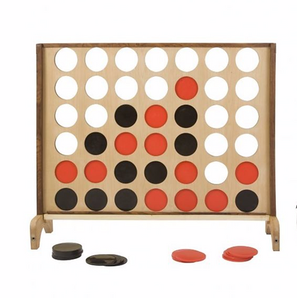 Giant Connect Four - Timber