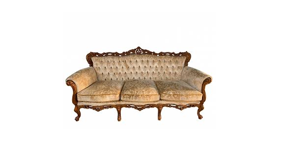 Gold Vintage Lounge