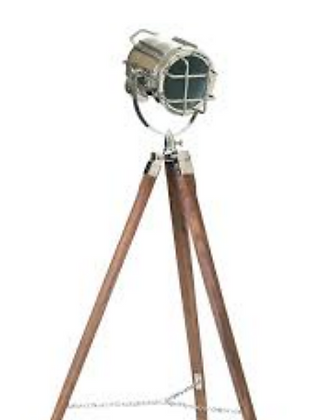 Movie Tripod Light