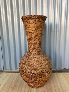 Large Sea Grass Vase