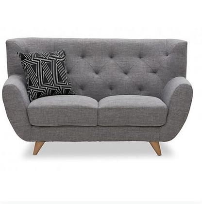 Two Seater Grey Modern Lounge