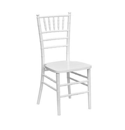 White Chivari Chair