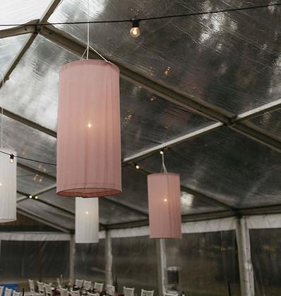 Pink Lampshade
