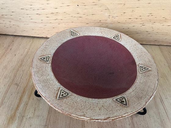 Aztec Serving Dish