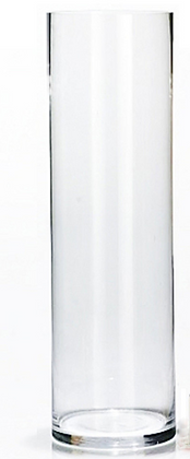 65cm Cylinder Vase
