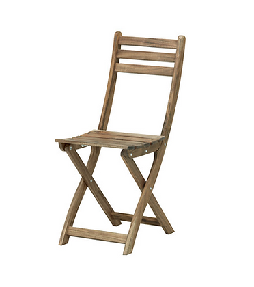 Wooden Bistro Chair