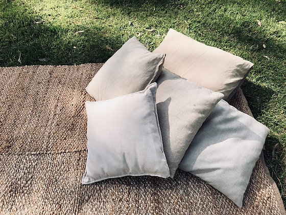 Large Fawn Cushions