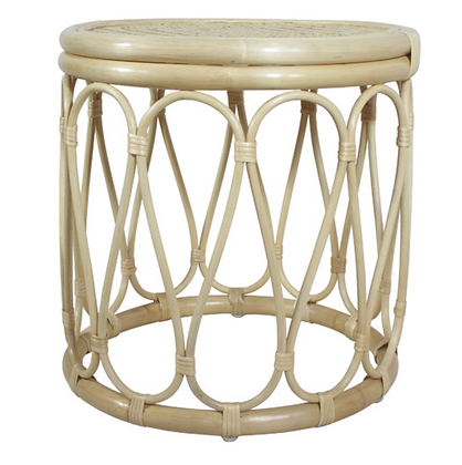 Rattan Coffee Table - Small