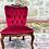 Thumbnail: Ruby Parlour Chair