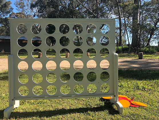 Giant Connect Four - White