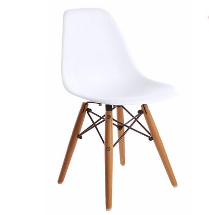 Mini White Eames Chair