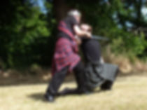 Bard on the Beach Macbeth Tour, Stage Combat Fight