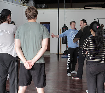 Stage Combat Class, Fighting for Film