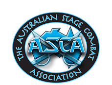 Australian Stage Combat Association Logo