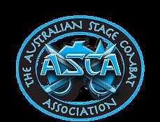 Australian Stage Combat Association Logo