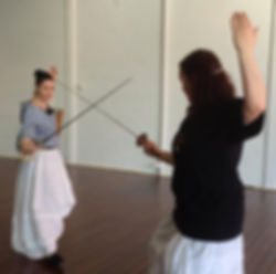 Stage Combat Class