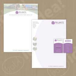 Ontwerp Briefpapier en visitekaart