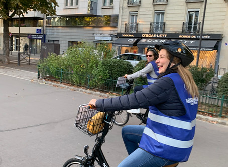 Best bike city tours in Paris
