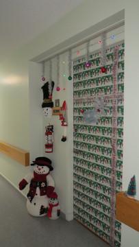 Best Decorated Christmas Door