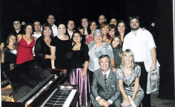 Master Class Rafaela (2011)