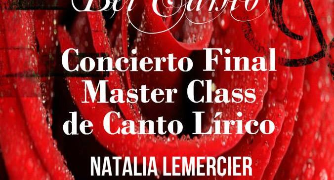 Concierto Final Master Class Sevilla (2014)
