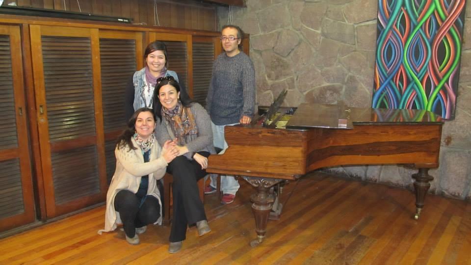 Alumnos Master Class Chile (2014)