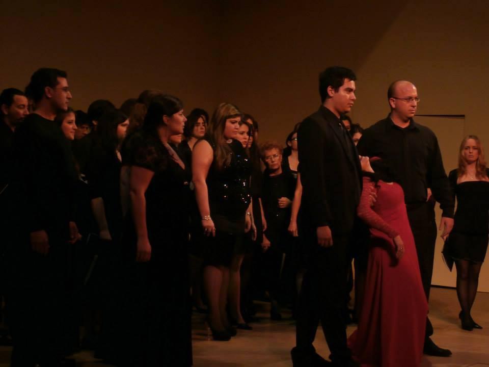 Alumnos Master Class Santa Fe 2013