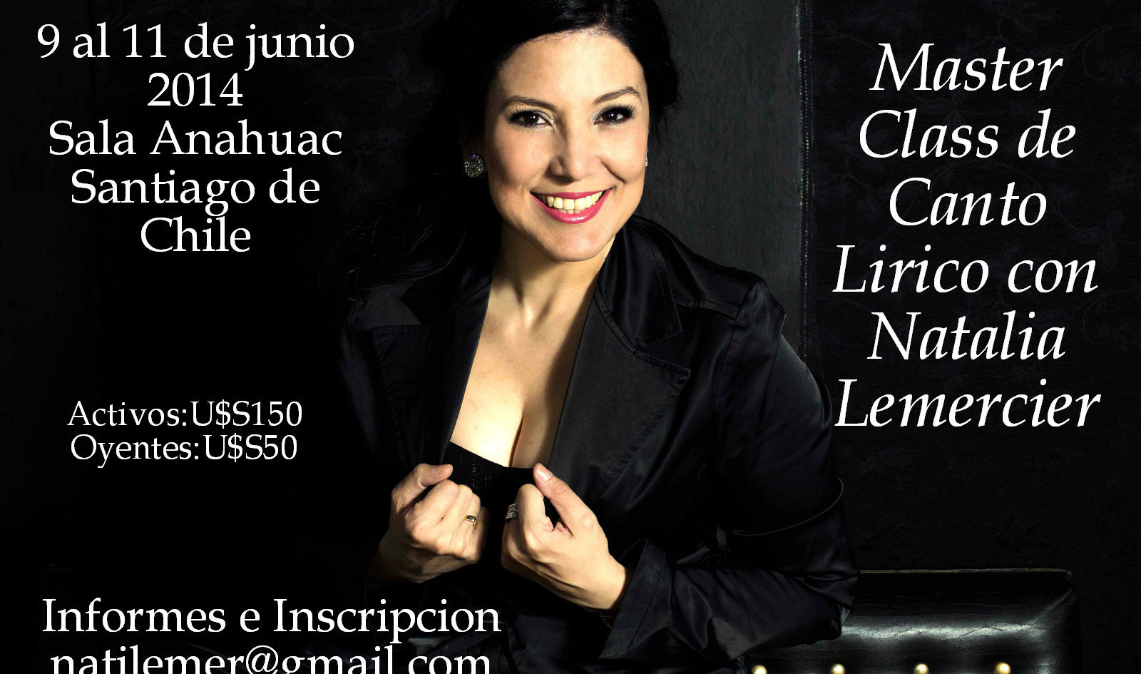 Master Class Chile 2014