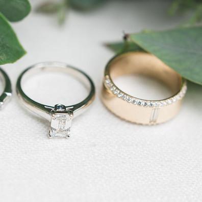 Custom Wedding Set