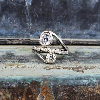 Heirloom Diamond Ring