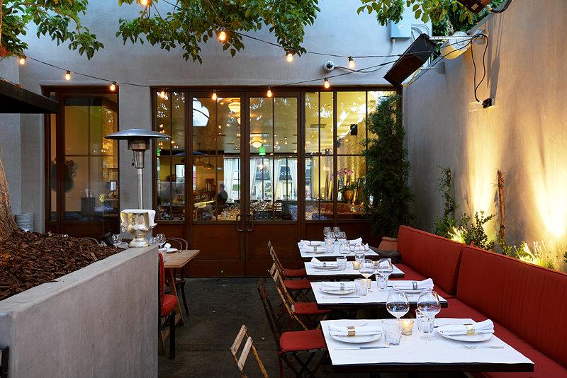 tenant improvement, restaurant architectural design